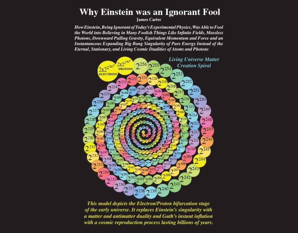 Why Einstein was an Ignorant Fool